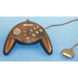 Microsoft sidewinder gamepad 6 button
