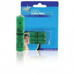 3 batterie nimh 1.2v 550 mah r3 aaa accu-t0199 t0199bl pour telephone sans fil ericsson kpn swatch