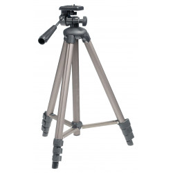 Lightweight photo and video tripod aluminium kn-tirpod21/4
