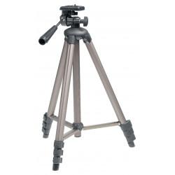 Treppiede fotocamera in alluminio tripod21 kn / 4 valigetta fotografia