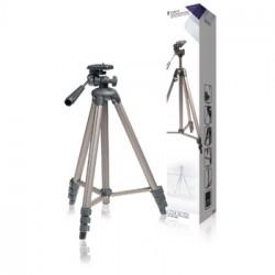 Treppiede in alluminio treppiedi di macchina fotografica Konig kn 30 valigetta fotografia