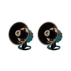 Electronic alarm siren 120db black waterproof siren, 12vdc 20w alarm siren siren alarm sirens electronic acoustic alarm electron