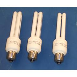 Lampadina elettrica illuminazione 220v 15w e27 (3 pezzos) energia lampadinas elettricas lampadinas elettrica