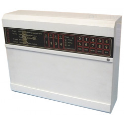 Control panel 4 zones 220v main power supply