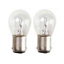 Lot de 2 ampoules electrique 24v 21w b15 b15s ba15 ba15s eclairage lampe pour gyrophare gmg24a