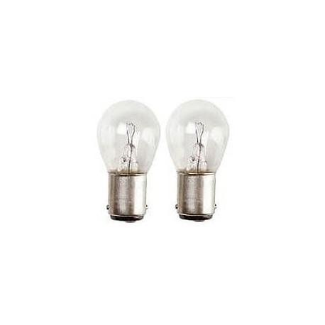 2 X Ligthting electrical bulb 24v 21w b15 flashing emergency rotating light gmg24a