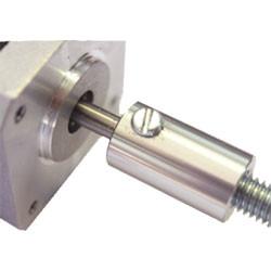 Coupleur aluminium Ø5mm x 8mm ou3d-coup-5x8