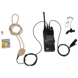 Pack wireless earphones wireless miniature communications receivers pack wireless earphone