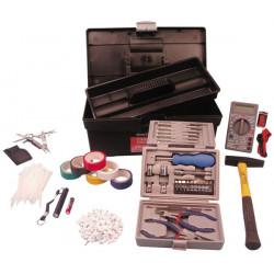 Utensili per impianti elettrici scatole utensili utensili elettricisti professionali