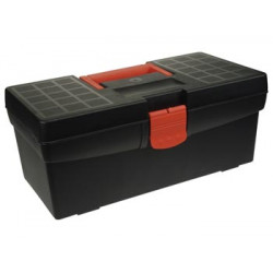 Caja de herramientas 'promo' 320 x 165 x 135mm electricidad alarma instalador instalacion depanneur