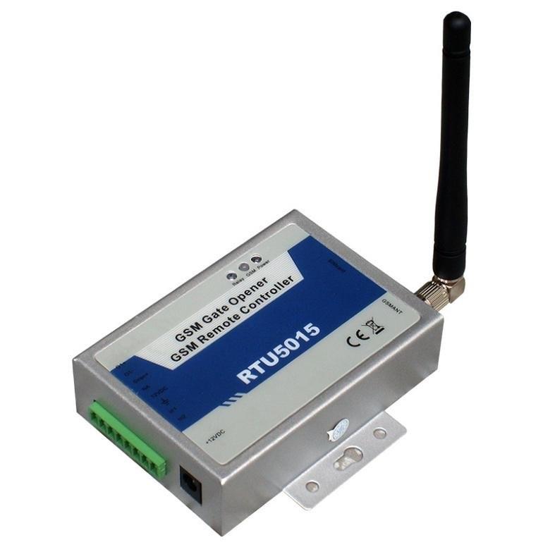 RTU5024 GSM Toröffner Relais Schalter Fernbedienung Zugangskontroll Türöffner