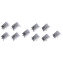 10 X ultrasonidos de cucarachas ratas ratones repelente de plagas de mosquitos blate mosca repelente repele hormigas