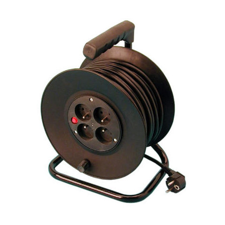 Electric extension cable 3x1.5mm² 10 16a electric extension cable + roller, 25m electric extension cable 3x1.5mm² 10 16a electri