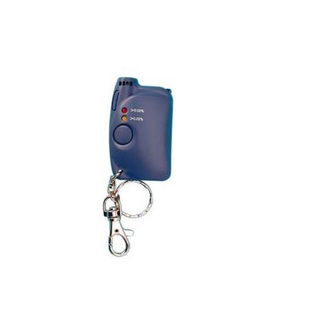 Digital Alcohol Breath Tester Breathalyzer Analyzer Detector Keychain Driving US