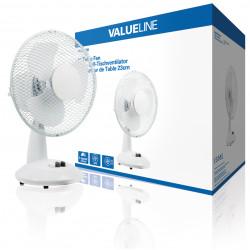 Ventilateur de table 23cm 30cm 9p 12p à 2 vitesses oscillant fixe climatisation
