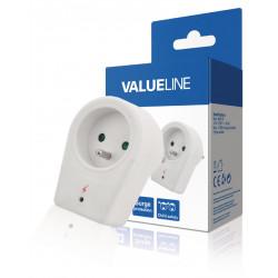 Lightning arrester 220vac mains plug in surge protector plug in surge protectors surge protectors surge protection lightning arr