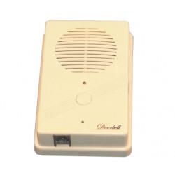 Intercomunicador calle para central telefonico pabx autocom 2l8p 3l8p 3l12p 4l16p 6l24p intercomunicador