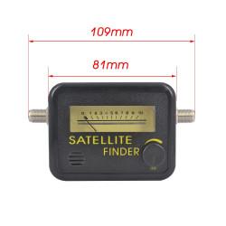 Puntatore satellitare per installare le antenne paraboliche ricezione parabolica tramite puntatore satellitare