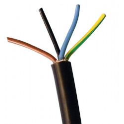 Elektrokabel 4 drahte 2.5mm2 ø10mm 1m elektrisches kabel flexibles kabel elektrokabel