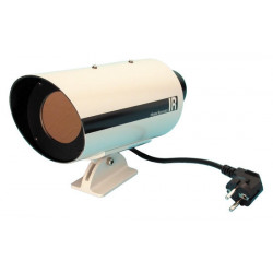 Projecteur lampe infrarouge etanche 20/40m 220v 230vca eclairage lumiere camera surveillance video