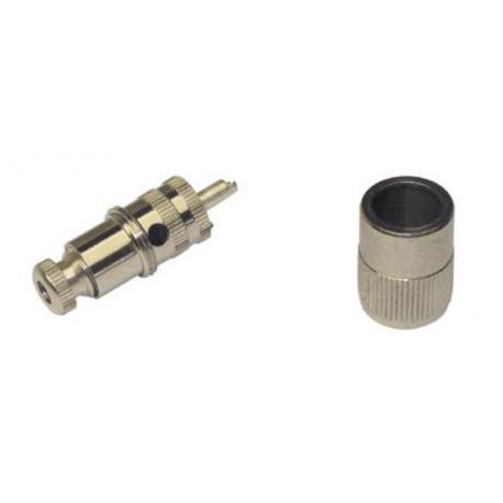 Plug video radio pl259 plug for coaxial cable rg58, rg6 coaxial cable tv radio plugs plug video radio pl259 plug for coaxial cab