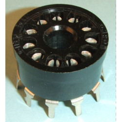Stromkreishalterung (socket ple11)