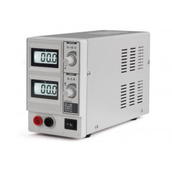 Laboratory Power labps1503 220v 230vac 0-15 vcc / 0-3 A MAX / dual LCD display