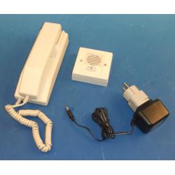 Intercom 2 wire flush fitting build in doorphone doorphone entry systems audio doorphone system doorphone entry systems doorphon