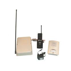 Villa intercom wireless doorphone 30/100m wepasf 10005 wireless home wireless intercoms