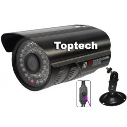 """1/3 """"Sony Effio-A 900TVL 48 LED IR 35 metros con menú OSD noche seguridad CCTV cámara de visión"""