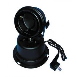 Projecteur rotatif 220vca vdl30sl jeux lumières animation effet