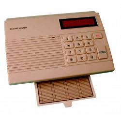 Cercapersona elettronico 27mhz 3w 1 2km con cicalino ps t02 sistema telefonico rintraccia persone