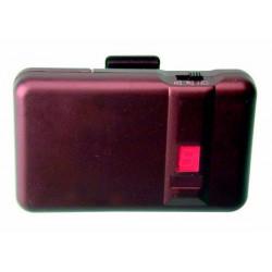 Recepteur pager 27mhz 1 canal vibreur pour ps02 psr02v récepteurs portable appel recherche personnes