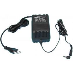 Einsteckbarer adapter fur farbmonitor pvcm elektrische stromversorgung 220vac 18vdc 1000ma