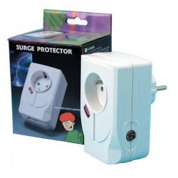 Blitzschutz einsteckbarer 220vac filter fernsehschutz schutz der gerate gegen gewitter blitzschutz blitzschutz