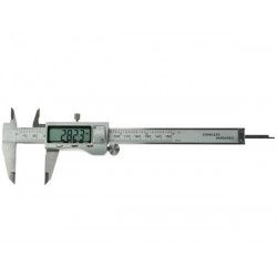 """Digital calliper with screen 150mm / 6"""" – 0.01mm velleman"""