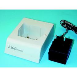 Caricatore di tavola per batteria di telefono senza filo 5200 alim telefoni senza fili