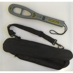 detecteur de metaux gc-101h fouille + housse sac transport bandouliere garrett 10023 dm-1500 v2