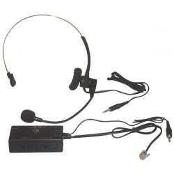 Funkkopfhorer fur eine kommunikation 49mhz 10mw 20 200m telefon zubehor kabellose kopfhorer