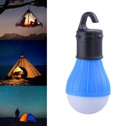 Luce soffusa esterna attaccatura LED di campeggio della tenda della lampadina della luce della lanterna di pesca della lampada