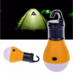 Weiches Licht Outdoor LED Hängen Zelt Glühlampe Angeln Laterne-Lampe Camping