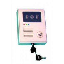 Videotursprechanlage in farbe fur tursprechanlage pvc elektrogerate videouberwachungstechnik