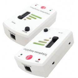 amplificador de teléfono para los ancianos incrementa 3-4 veces amplificadores auricular del teléfono para amplificación del son
