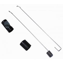 Accessoires miroir aimant crochet pour remplcement camera inspection usb ondoscope 7mm