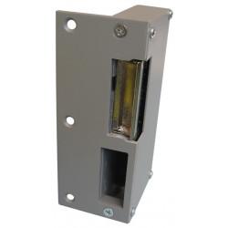 Cerradero en saledizo 12v reversible para cerradura fijacion aparente cerradero en saledizo 12v reversible cierre