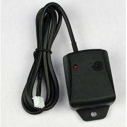 Detector electrónico de choque 12vcc alarma autonomo detecciones electronicos de choques 12vcc alarmas