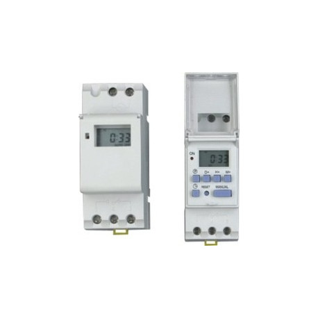 Daily Program 16 10 Amp Electrical Timer Relay Switch Digital LCD 220V 30