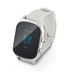 Gps-Verfolger-intelligente Uhr T58 für Kind-Kind-GPS-Armband Google Map Sos-Knopf-Verfolger Gsm-GPS-Lokalisierung-Taktgeber Smar