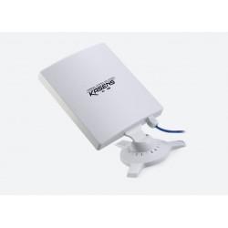 antena wifi amplificada 80dbi 6600mw 2.4GHz 150Mbps KASENS N9600