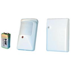 Pack detector infrarojos inalambrico (1 r4ir 1 p9va + 1 r4)